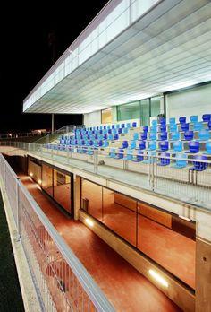 Gallery of Calvià Running Track / Niu Arquitectura - 5