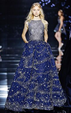"""the-epitome-of-sophistication:  """" fuckyeahfashioncouture:  """" Zuhair Murad Haute Couture Fall-Winter 2015  """"  god bless  """""""