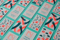 """Check out this @Behance project: """"Riso Business Cards"""" https://www.behance.net/gallery/56439511/Riso-Business-Cards"""