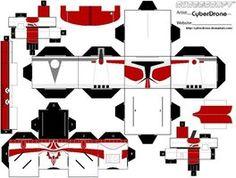 Cubee - Clone 'Cmdr Fox' by CyberDrone
