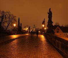 Karlov Most, Charles' Bridge, Prague