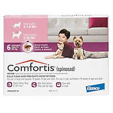 Comfortis For Dogs And Cats Dogs Dog Ages Animal Nutrition