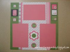 These are the last 3 scrapbook pages that I created using the Simply Scrappin' Crew Kids- Girl set. Kids Girls, Scrapbook Pages, Frame, Home Decor, Picture Frame, Decoration Home, Room Decor, Smash Book Pages, Frames