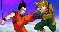 Gohan vs Lavenda. Sinopsis capitulo 80 de Dragon Ball Super
