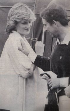 Charles and Diana 1982 shortly before William was born. The happiest years of their marriage.