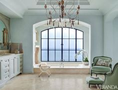 A Beach House With Old Soul - Southern California Beach House - Ohara Davies-Gaetano Design