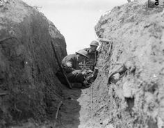 FIELD COMMUNICATIONS DURING THE FIRST WORLD WAR