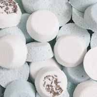 Our detailed step by step tutorial shares exactly how to make bath bombs and where to buy the supplies needed - check it out now!