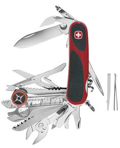 EvoGrip™ S54 Swiss Army Knife
