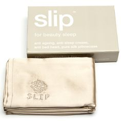 SLIP pure silk pillowcase in caramel. Made from Mulberry silk with a thickness of 22 momme, SLIP silk pillowcases are the very best available in the whole world. Anti-ageing. Anti-sleep crease. Anti-bed head.