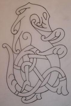 Viking Art Tattoo-Flash by ~DarkSunTattoo on deviantART