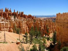Bryce Canyon National Park - 4 Most Beautiful Places To Visit in Utah, United States Of America