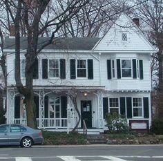 Edward Hopper House.
