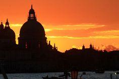 tramonto alla Salute Francesco Marzola