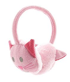 Copper Key Cat Critter Earmuff #Dillards