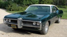 Impala In Disguise: 1968 Pontiac Parisienne - http://barnfinds.com/impala-in-disguise-1968-pontiac-parisienne/