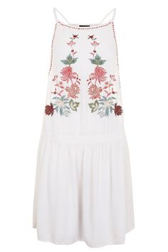 Floral Embroidered Beach Dress - New In This Week - New In - Topshop Europe