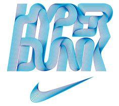 Nike type design