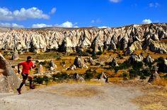 Exploring the magic of Cappadocia, Turkey. Photo:Ola Ogłoza