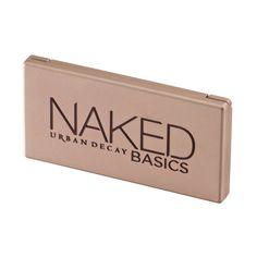 Naked Basics - Paleta de sombras de ojos de Urban Decay en Sephora.es