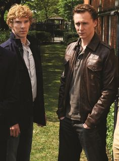 benedict cumberbatch & tom hiddleston..i would like one of each please!