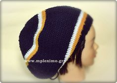 crochet rasta hat