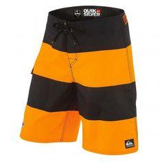 "'Quiksilver' NRL Wests Tigers Men's 21"" Boardshorts. Sale $53.99"