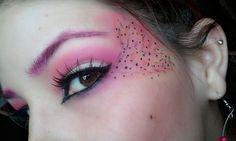 flamingo makeup - Google Search