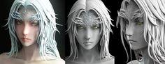 Dark Souls - Crossbreed Priscilla(wip2) by tetsuok9999 on DeviantArt