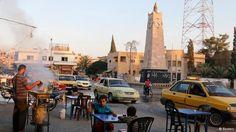 """مدينة #الرقة السورية - يوتوبيا """"#داعش"""" وجحيم للآخرين  http://dw.de/p/1Fjgs  #سوريا"""