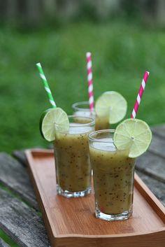 Kiwi Honey Limeade