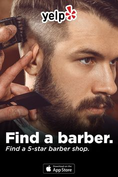 Word Of Adviceu2014always Keep Your Hair In Check. Download Yelp To Find Highly