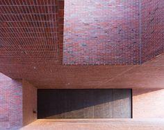 Dominikuszentrum, München, meck architekten; Foto © Michael Heinrich