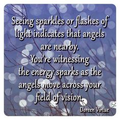 This relates well to the seeing stars quote beside, it as that is the visual expression of this phenomena. Namaste.