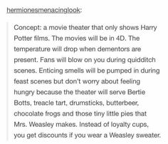 That's literally Harry Potter world tho