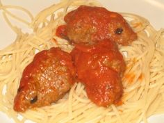 Mouse meatball appetizers,make the spag. black and it would look even better, I think.