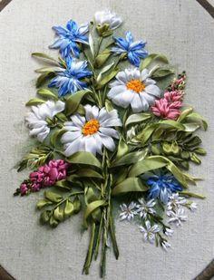 Gallery.ru / Фото #159 - вышивка лентами 2014 - pskov-sveta