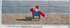¡Noël lo que parece![Daguerrotipo de Daniel Rueda] (Y que Vivan Estas Fiestas)