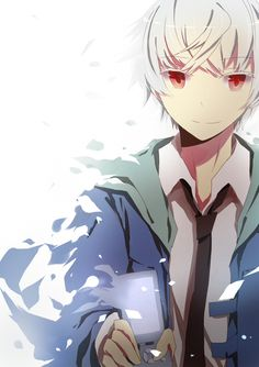 Dude, I freaking love Akise's hair. Like sure, he may be a d*ck sometimes, but DAT HAIR, THO!! 8D