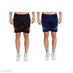 Checkout this latest Shorts Product Name: *Attractive Men's Short* Fabric: Polyester Pattern: Checked Multipack: 2 Sizes:  28 (Waist Size: 28 in, Length Size: 26 in)  30 (Waist Size: 30 in, Length Size: 26 in)  32 (Waist Size: 32 in, Length Size: 26 in)  34 (Waist Size: 34 in, Length Size: 26 in)  Country of Origin: India Easy Returns Available In Case Of Any Issue   Catalog Rating: ★4 (435)  Catalog Name: Attractive Men's Shorts CatalogID_900835 C69-SC1213 Code: 343-5954566-138