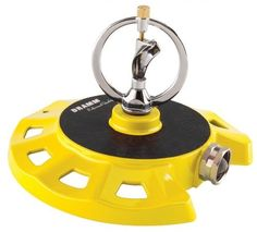 Dramm 15073 ColorStorm Spinning Sprinkler Yellow ** Check out the image by visiting the link. This is Amazon affiliate link.