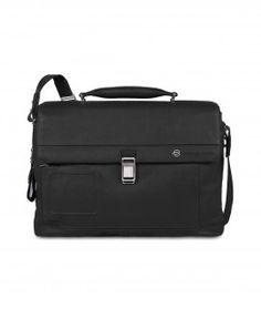Cartella porta computer a due soffietti con doppia tasca porta iPad/iPad®Air e porta PC Vibe. Sconto del 25% #fashion  #borsa