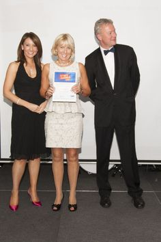 Sue Smith - highly commended for the lifetime achievement award Lifetime Achievement Award, Birmingham, Awards