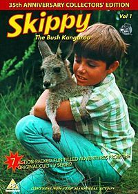 """Skippy the Bush Kangaroo"" an Australian television series for children; ""Skippy the Bush Kangaroo"" an Australian television series for children; 1970s Childhood, My Childhood Memories, Pierce Brosnan, Tv Vintage, Emission Tv, Nostalgia, Cinema, Old Tv Shows, Teenage Years"