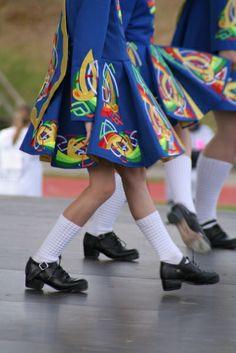 Irish Dance School Dresses