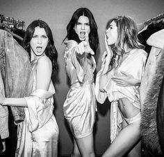 Bella, Kendall & Gigi