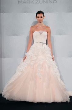 Sweetheart Princess/Ball Gown Wedding Dress  with Natural Waist in Silk Chiffon. Bridal Gown Style Number:32753295