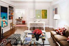 Moderne Wohnzimmer Accessoires Einrichten Ideen Deko Wandbilder Amp Tisch