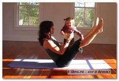 7 безопасных способов похудения после родов.