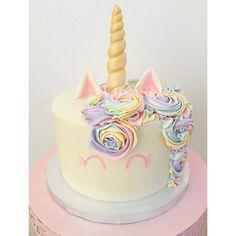 Unicorn Cake Christina Keoshian